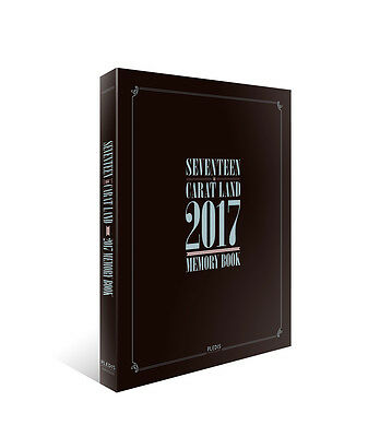 2017 Seventeen Carat Land Official Goods - Memory Book