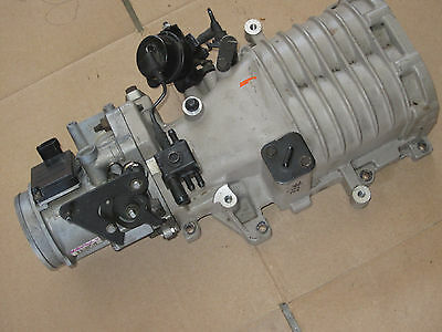 Eaton M62 supercharger housing with all accessories. Pontiac or Buick