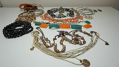 Mixed Lot Custom Jewelry - Necklace/Bangle/Bracelet/Ring/Earrings
