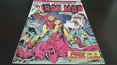Iron Man #73 (Mar 1975, Marvel) VF/VF+