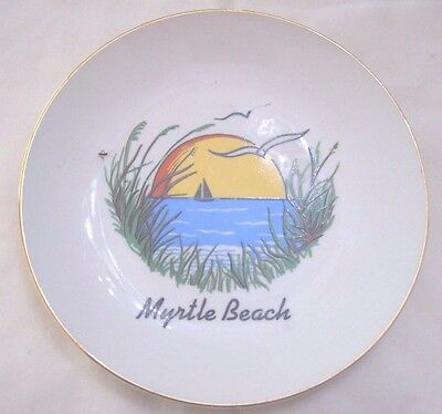 Myrtle Beach, SC Collector's Plate