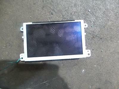 Audi A4 Radio/cd/dvd/sat/tv Display Unit, Suit Mmi Multimedia Interface, B8 8K,
