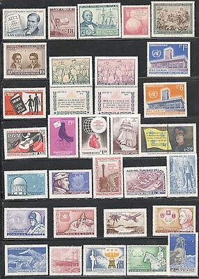 Chile stamps MNH & MH South America Stamps Latin America Stamps