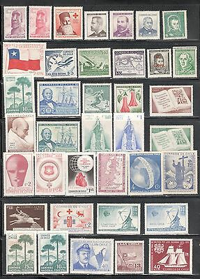 Chile stamps MNH & MH South America Stamps Worldwide Stamps Latin America Stamps