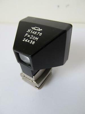Russar 2cm 24x36 Viewfinder for 20mm f/5.6 Lens Finder  ****