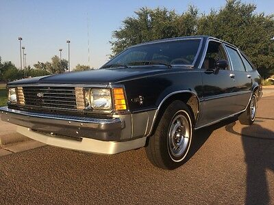 1982 Chevrolet Citation  1982 Chevy Citation 30,000 miles Pristine survivor V6 1 owner