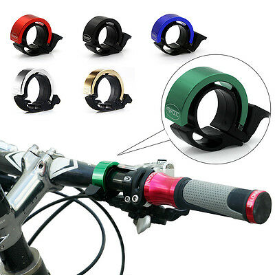 Loud Aluminum Bicycle Bike Cycling Handlebar Bell Ring Alarm Warning MTB Horn