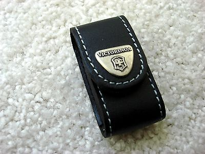 Victorinox Leather Pouch for Classic SD 58mm Swiss Army knife