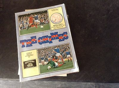 Portsmouth V Hull City 28/2/81