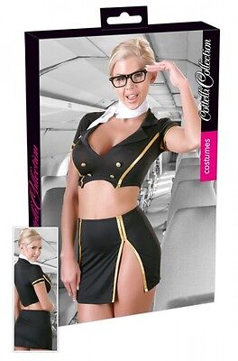 Cottelli Collection Costumes Stewardess XL |53