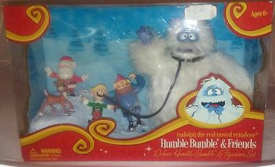 Rudolph & the Island of Misfit Toys Deluxe Humble Bumble and Friends Playset