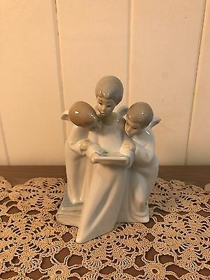 Lladro Figure - Three Angels