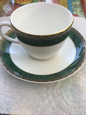 Wedgwood Aegean Tea Cup and Saucer