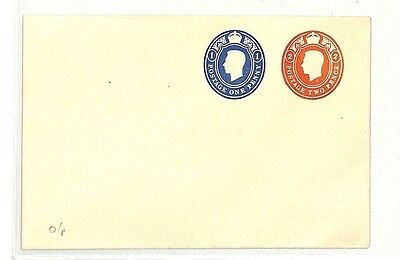 MM189 GB KGVI Postal Stationery STO Superb Compound Cover {samwells-covers}PTS