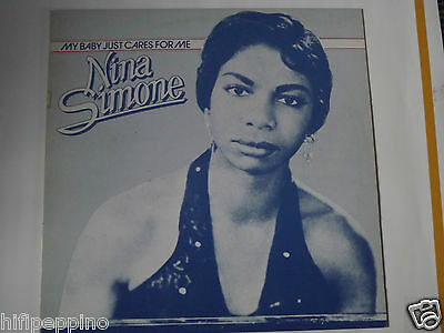 """Nina Simone """"my Baby Just Cares For Me"""" Vinile Lp"""