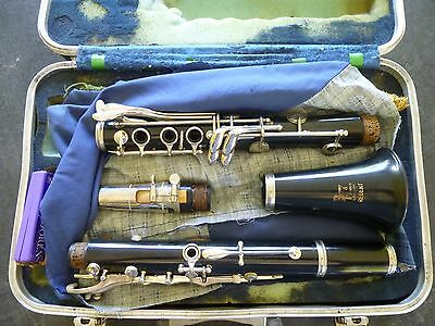 Boosey and Hawkes Regent clarinet