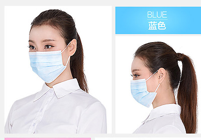 Hot Sale Disposable Medical Surgical Dust Ear Loop Face Mouth Masks