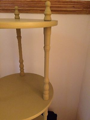 Shabby Chic/distressed Three Tier Display Stand