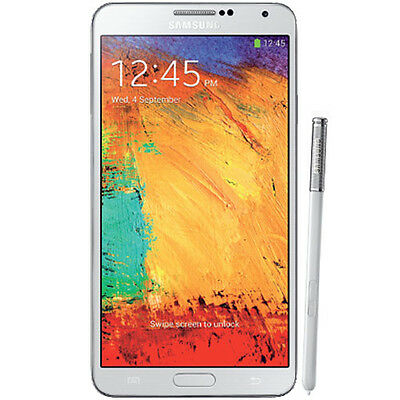 Samsung Galaxy Note 3 32GB Sim Free Unlocked Android Smartphone - White