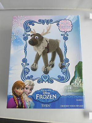 Disney Frozen 'SVEN' crochet kit