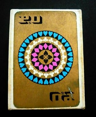 1960's P & O  Playing Cards