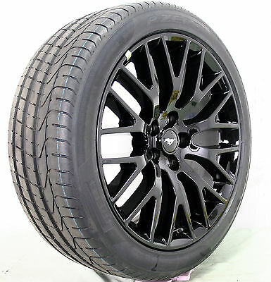 Ford Mustang GT - Falcon - Genuine Wheel 19 inch with Pirelli Tyre  as new ...