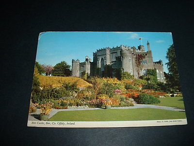 IRELAND . POSTCARD BIRR CASTLE  Co OFFALY POSTED