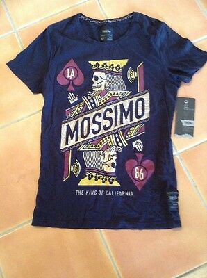 Mossimo Men's T-Shirt Size S Brand New With Tags
