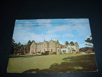 Irish  Postcard  Ballymascanlon House Hotel Dundalk Ireland