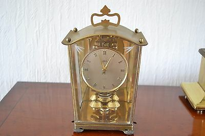 Vintage Aug Schatz and Sohne torsion clock 400 day