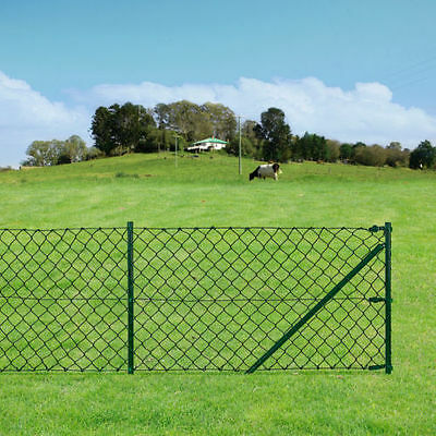 [pro.tec] Wire Mesh Fence Set Wire Mesh Fence Fence Complete Wire Fence