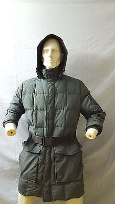 Woolrich Blizzard Parka Down Jacket Giubbino Giacca Giubbotto Tg L F085
