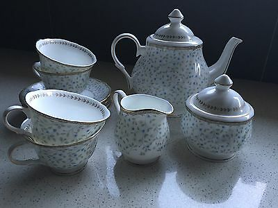 Beautiful Tea Set. Italian Design.