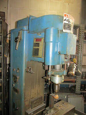 Snow Vertical Drilling/tapping machine DR-3-A Single spindle