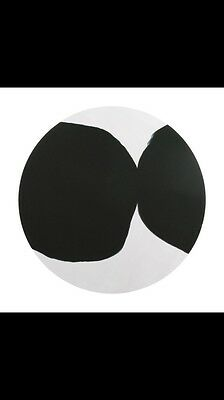 Smart Black & Grey Abstract Placemats : Set Of 8