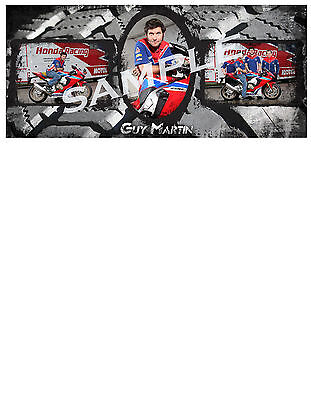 Brand New Guy martin mug HONDA 2017 gift Motorcycle Racer road bike speedway