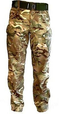 British Army Mtp Temperate Trousers Camo Fishing Camping - 90/112/128 Brand New