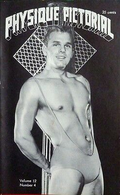 Physique Pictorial Vol 12 No4 Male Semi Nude Gay Interest Sailor Photo 6x4 Butt