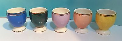 (T14) Set of 5 Egg Cups