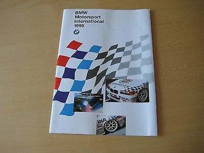 BMW Motorsport International 1995, 30 Seiten RAR