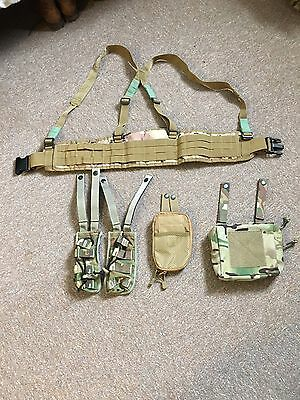 Army Molle Webbing & Attachments