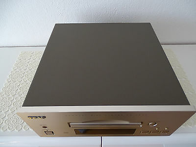 TEAC  SPITZENKLASSE midi CD PLayer Modell  PD-H500 in  Champ./Gold   TOP