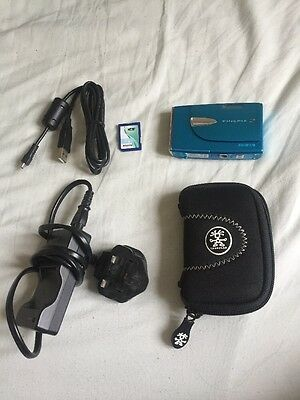 Fujifilm Finepix Z20fd, Digital Camera With 1GB SD Card And Case