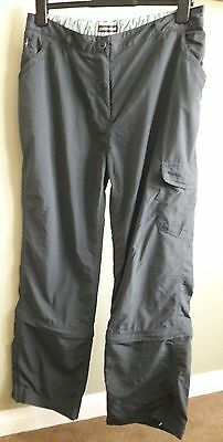 Craghoppers Zip off trousers - size 14R