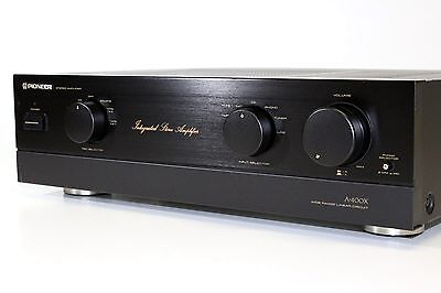 Pioneer A-400X Stereo Integrated Amplifier Hi-Fi Separate MM/MC Phono Amp