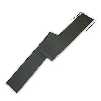 Replacement 2 Section Cloth Rod Bag for 12 ft carp sea fishing rods 1.90m long