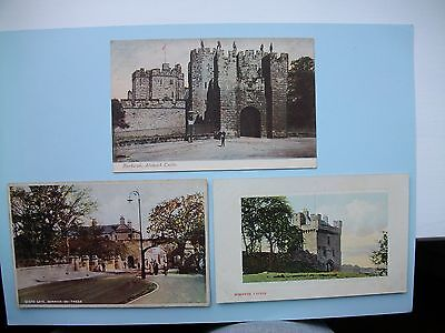 NORTHUMBERLAND - 5 old pcs - Lot C - Berwick--on-Tweed, Culler Coats etc