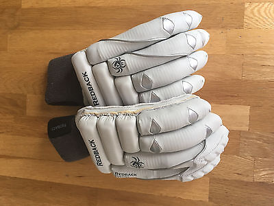 Redback Cricket - Brand New - Traditional Gloves - Youths Left Handed