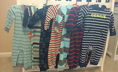 Baby Boys Clothes Lot, Size 6-12 Months, 100+ pieces