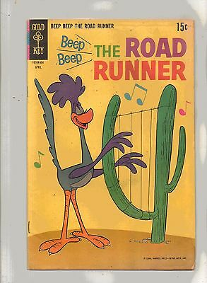 BEEP BEEP THE ROAD RUNNER No 11 with/WILE E. COYOTE